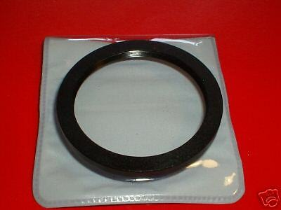 New Metal 77mm-58mm Step-Down Ring 77-58mm 77-58
