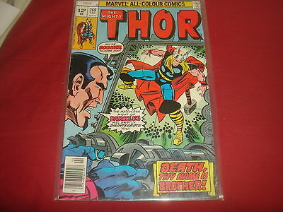THE MIGHTY THOR #268  Marvel Comics 1978  FN/VF