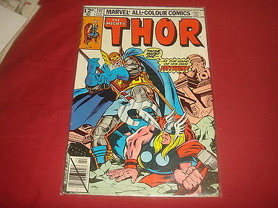 THE MIGHTY THOR #282  Marvel Comics 1979  FN/VF