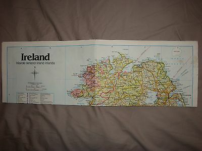 Map of Ireland 1983