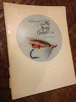Universal Fly Tying Guide By Dick Stewart
