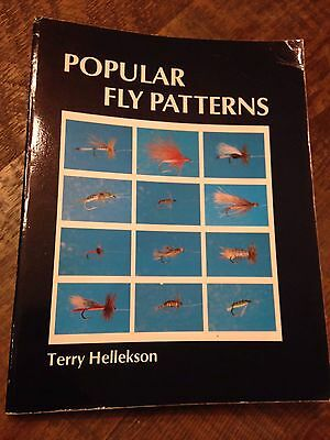 Popular Fly Patterns By Terry Hellekson