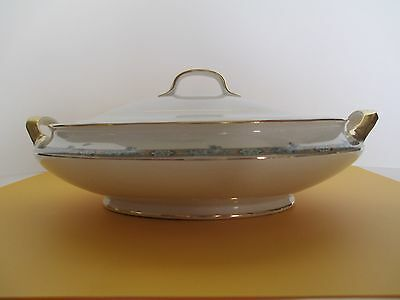 KNOWLES TAYLOR & KNOWLES - China - KT&K -LIDDED OVAL CASSEROLE