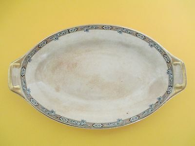 KNOWLES TAYLOR & KNOWLES - China - KT&K - SMALL OVAL PLATTER