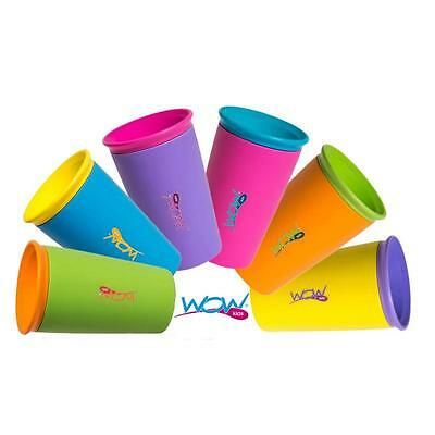Modern Children Gift Safe Spill Free 360 Degree Drink Cup US RT