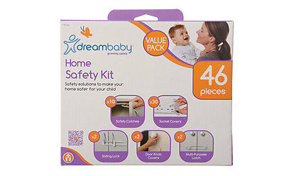 Dream Baby – 46 pcs Baby / kids house safety kit