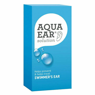 Aqua Ear Solution 35Ml Prevents And Treats Swimmers Ear
