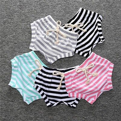 Summer Bloomers PP Children Pants Cute Boys Girls Baby Bottoms Trousers 0-4Y