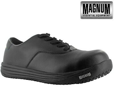 Mens Magnum Waterproof Leather Lightweight Walking Hiking Trainer Shoes Boots Sz