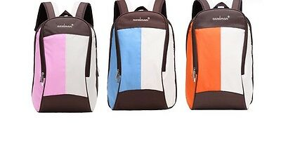 Designer Baby Changing Rucksack Diaper Bag Backpack Pink Blue Grey 3pcs