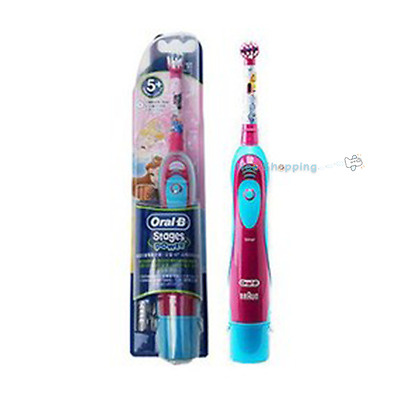 Braun ORAL-B 4510K Stages Power Electric Toothbrush for Kids [DisneyPrincess]