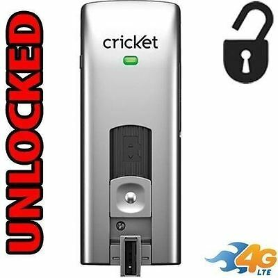 NEW Unlocked Cricket Huawei E397 4G LTE Mobile Broadband Modem Worldwide Hotspot