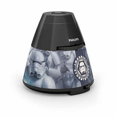Philips Star Wars Led Night Light And Projector - Childrens Bedroom Lighting