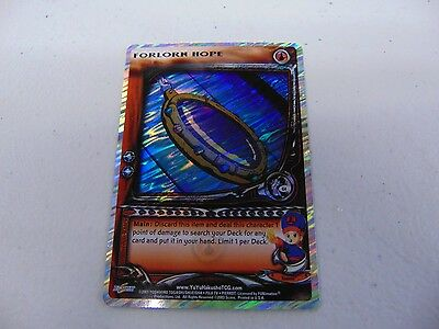 YU YU HAKUSHO TCG CCG FORLORN HOPE CARD   gm474