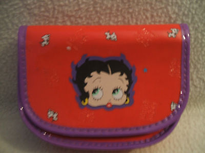 Betty Boop Fanny Pack For Child Includes Pencils,Eraser, Stickers Ages 3 & Up