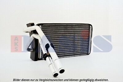 Heat exchanger Interior heating cooler Heater Ford Transit E with climate