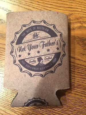 Small Town Brewery Not Your Fathers Ale Beer Soda Koozie Drink Holder