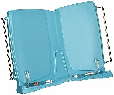 Actto BST-20 Blue Portable Reading Stand/Book stand Document Holder 180 angle