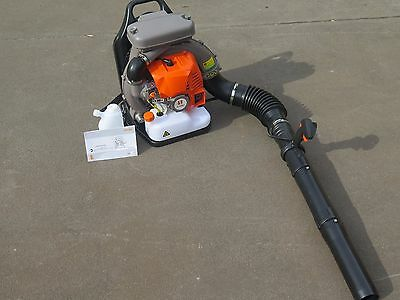 Commercial 80cc petrol backpack Garden leaf blower High Performance 7000RPM