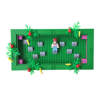 """Minifigures Display Case Picture Frame Box (5""""X10"""") Chrildren Gifts Toy"""