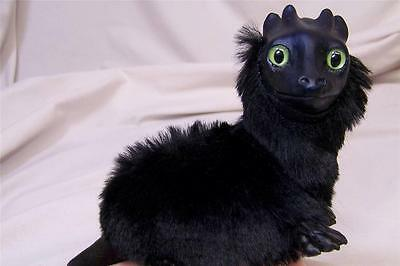 baby DRAGON hand puppet renaissance custom made to order U pick the colors!