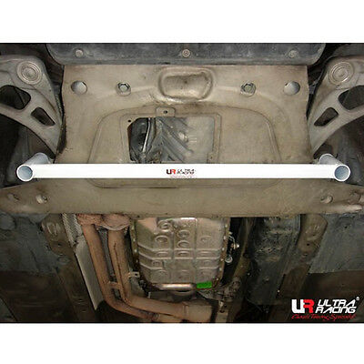 BMW 3-Series E46 M3 Front Lower Bar Front Member Brace Stabilizer Ultra Racing