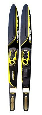 """2017 O'Brien Performer PRO Complete Combo Waterskis, 68"""". 42179"""