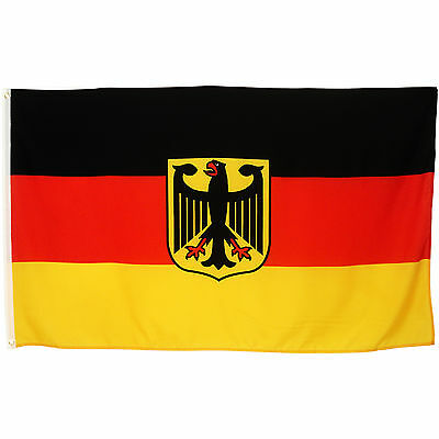 Polyester 90 x 150 Germany Flag With Eagle German National Flag Germany Flag