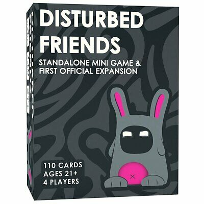 Disturbed Friends Stand Alone Mini game & First Official Expansion