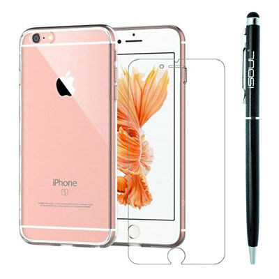 100% Genuine Tempered Glass Screen Protector Film For Apple iPhone 6S Plus