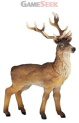 Papo Stag Figure (Multi-Colour) - Toys Brand New Free Delivery