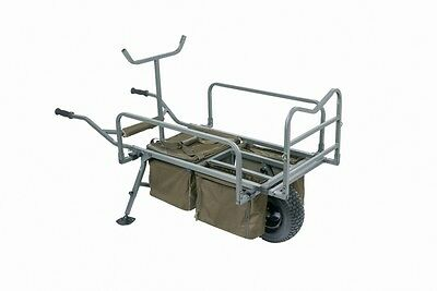 Nash Trax Evo Mk2 Fishing Barrow