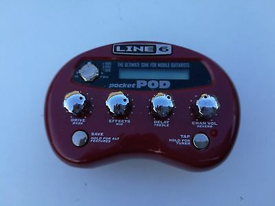 Line 6 Pocket Pod - Free Next Day Delivery In The Uk