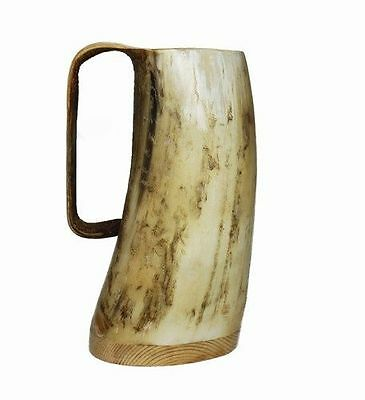 Large Real Natural Viking Drinking Horn - Game of Thrones - Mug - Novelty