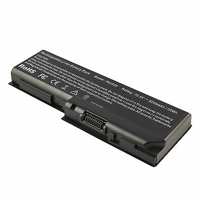 BATTERY FOR TOSHIBA Satellite P205-S6348 P205-S7469 L355-S7812 L355