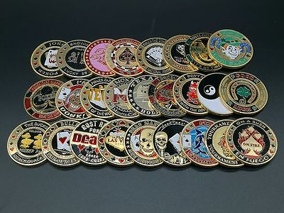 Golden Casino Poker Card Guard Cover Protector Texas Poker Card Many Designs