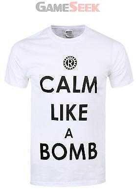 Rage Against The Machine - Calm Like A Bomb (Unisex) (Xx Large)