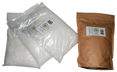 Magnesium Chloride Flakes *Genuine Dutch Zechstein Source*  G.M.P. Standard.