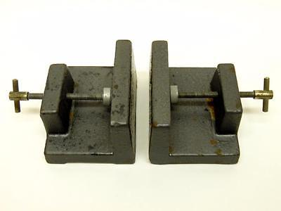 Pair of Griffin Protective Screen Channel Clamp Bases