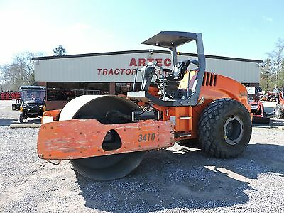 2012 Hamm 3410 Compactor - Smooth Drum With Shell Kit - Vibratory Compactor !!