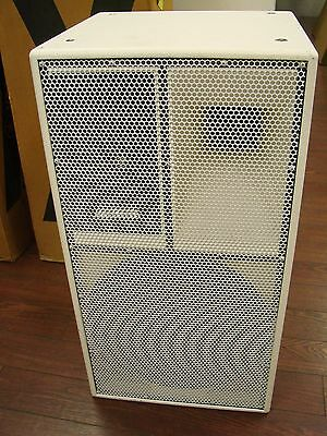 EAW AS-300E 3-WAY Loudspeaker Enclosure with 15