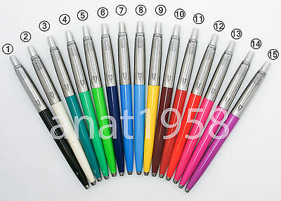 Parker Jotter Ballpoint 10 pack, choose the colors you like