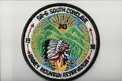 OA 1996 SR-6 South Conclave Rainey Mountain Reservation patch