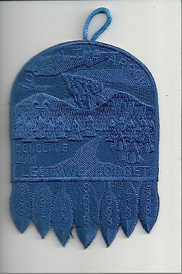 OA 2001 SR-3b Conclave patch (Blue Ghost)