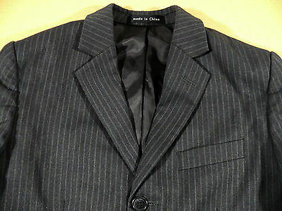 D01 CALVIN KLEIN two piece suit for 10yrs old boy, great!
