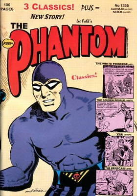 THE PHANTOM Frew Comic #1335  EXCELLENT 100 pages 3 Classics !