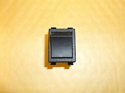 1 x ROCKER SWITCH DPDT 16 AMP 240 VOLT ON OFF  HEAVY DUTY 16A 240V