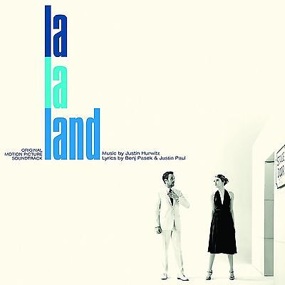 La La Land - Original Cast Recording Soundtrack (2017) - Vinyl LP *NEW & SEALED*