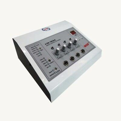 Best Electrotherapy physiotherapy 4Ch Stimulator Pain Relief Therapy RTYVO9