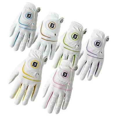 2015 Ladies Footjoy Weathersof Gloves (Various Sizes & Colours)